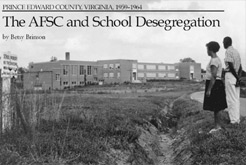 AFSC and School Desegregation cover